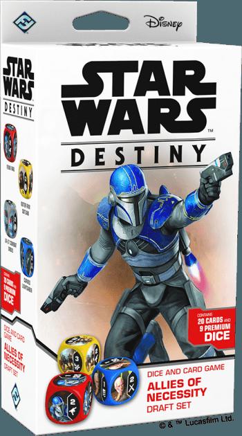 Allés de nécessité : Star Wars Destiny