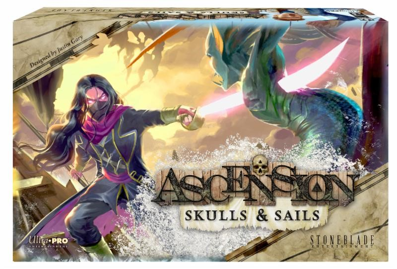 Ascension : Skulls & Sails