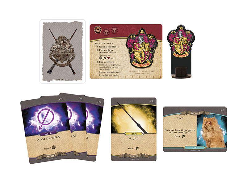 Cartes Harry Potter Bataille de Poudlard