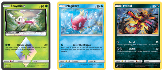 Carte Pokémon Magicarpe
