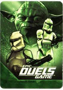 Carte Yoda