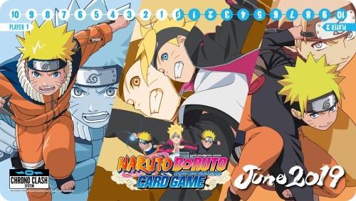 Carte Naruto Boruto
