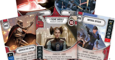 Convergence Star Wars Destiny Rouge