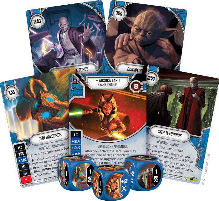 Convergence - Star Wars Destiny