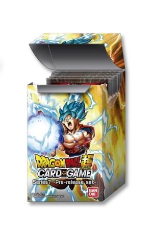 Dragon Ball Super Series 7 Pack Avant-Premiere