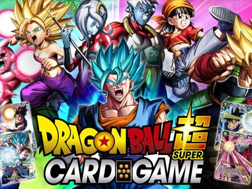 Jeu de Cartes Dragon Ball Super
