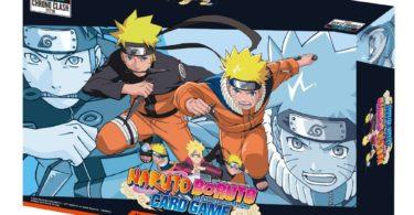 Jeu de Cartes Naruto Boruto
