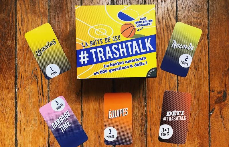 Trashtalk - le jeu de cartes