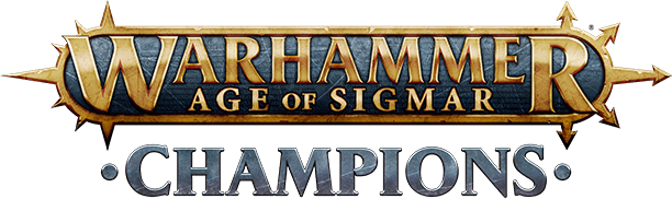 Logo Warhammer Age of Sigmar Champions