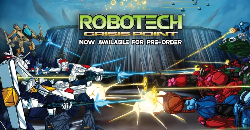 Robotech Crisis Point