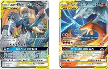 Tage Team Pokemone Soliel et Lune