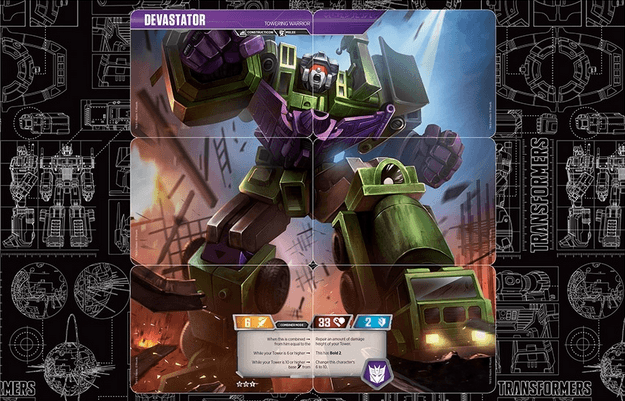 Transformers - Pack Dévastateur