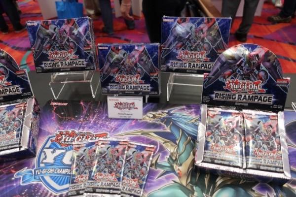 Yu-Gi-Oh! Rising Rampage