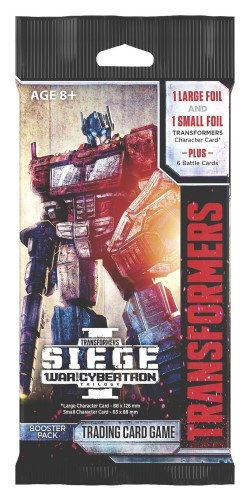 Booster Pack Guerre Pour Cybertron