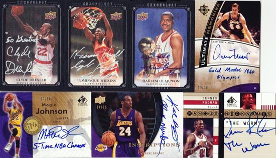 NBA - Cartes à Collectionner