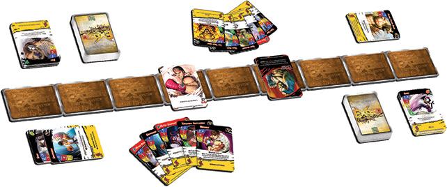 Cartes Street Fighter