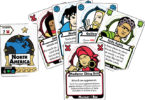 Jeu de Cartes Conflicting Legends