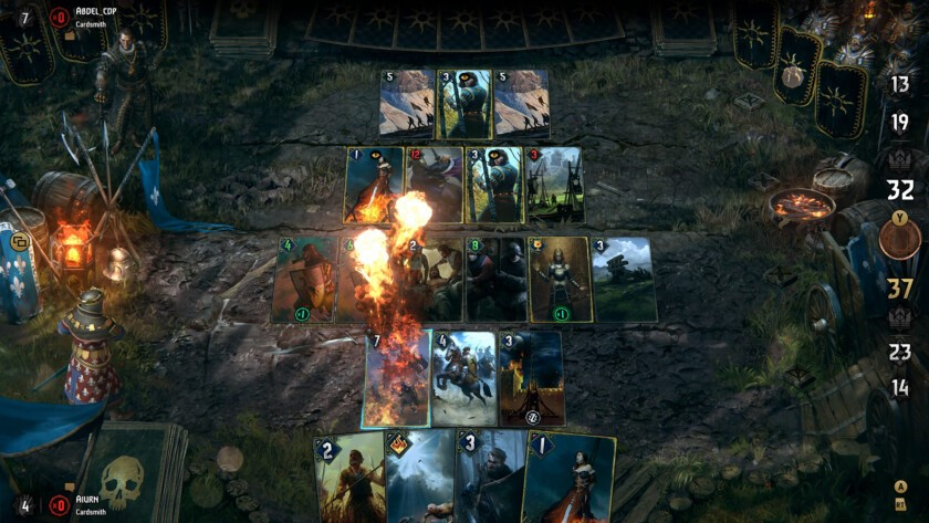 Gwent pour Smartphone