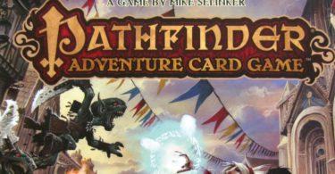 Jeu de Cartes Pathfinder Adventure