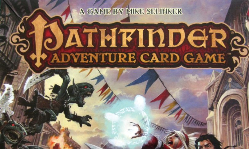 Jeu de Cartes Pathfinder Adventure