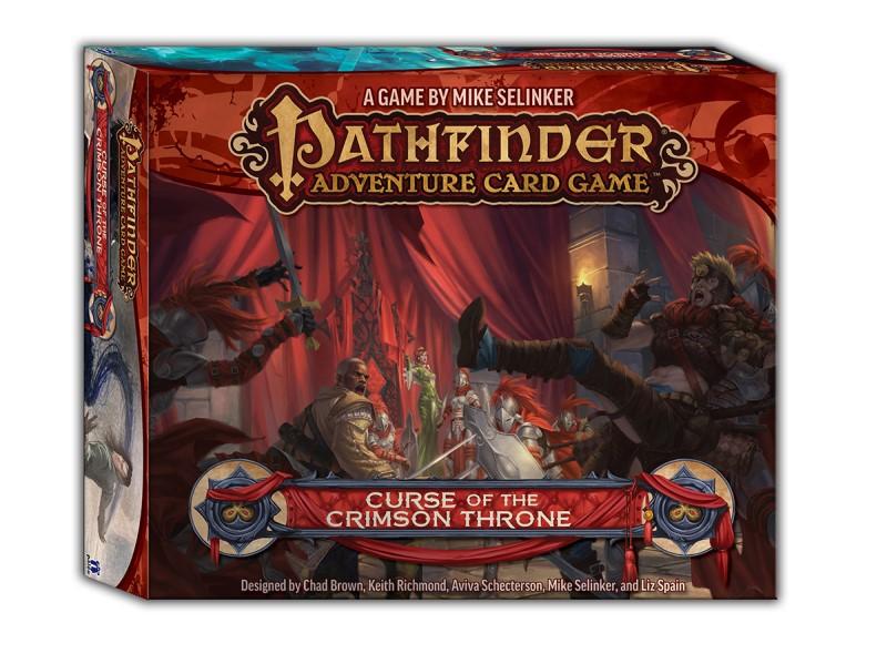 Jeu Pathfinder Curse of the Crimson Throne