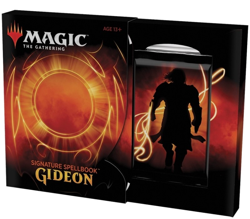 Magic Signature Spellbook Gideon