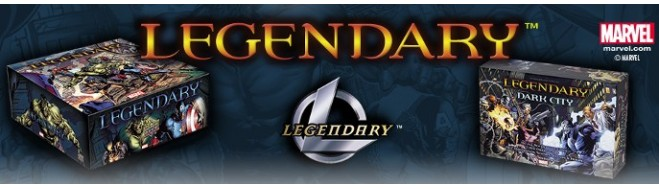 jeu de cartes Marvel Legendary