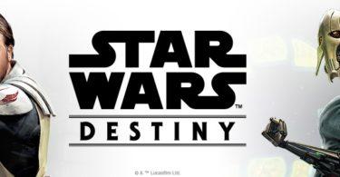 Jeu de cartes Star Wars Destiny