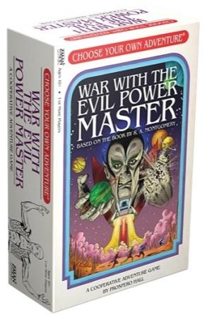 Z-Man Guerre avec le Maître du Pouvoir Diabolique