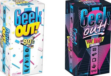 Geek Out! Editions 80 et 90