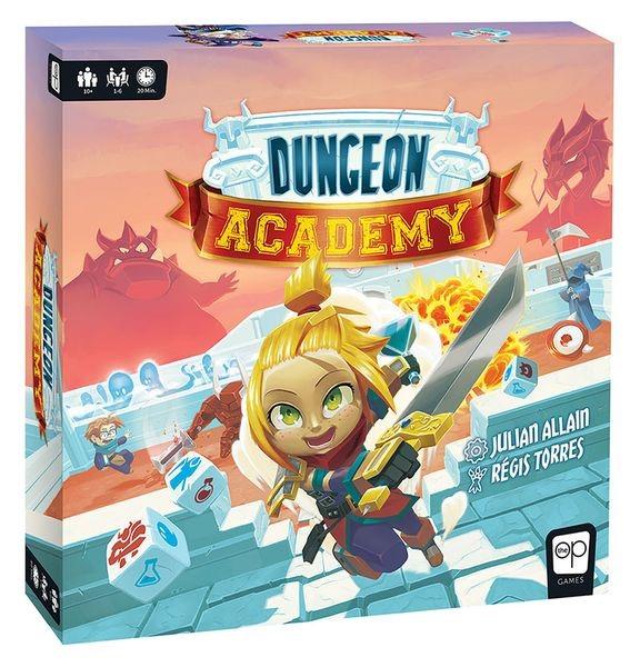 Jeu de Cartes Dungeon Academy