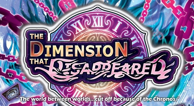 Jeu de cartes Exodus the Dimension that Disappeared