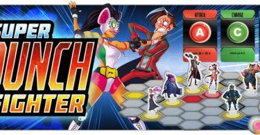 Jeu Super Punch Fighter