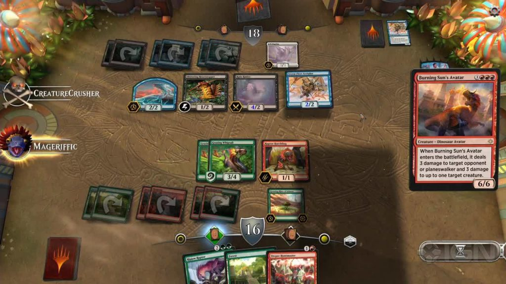 Magic Arena la guerre des Planeswalkers