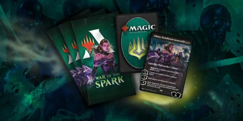 MTG Arena War of the Spark