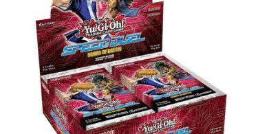 Yu Gi Oh Speed Duel Scars of Battle