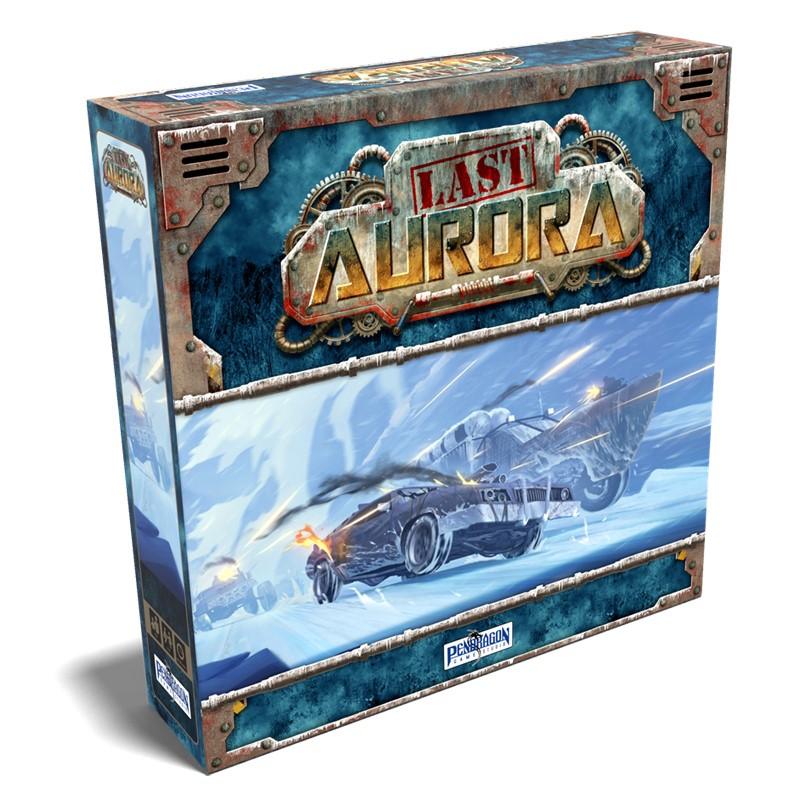 Boite de jeu Last Aurora