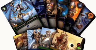 Cartes Eternal : Chroniques du Trône