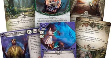 Cartes les Mangeurs de Rêves pour Horreur à Arkham