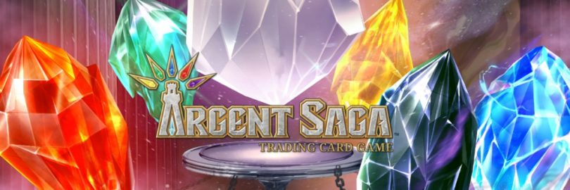 Jeu de cartes Argent Saga