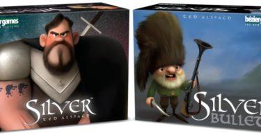 Les jeux de cartes Silver et Silver Bullet