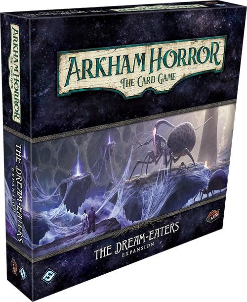 Les mangeurs de rêves, extension pour le jeu Horreur à Arkham