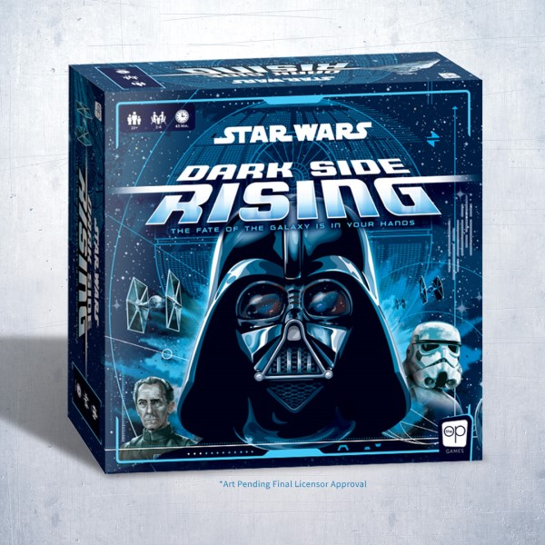 Jeu de cartes Star Wars Dark Side Rising