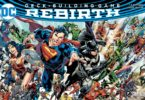 Jeu de cartes DC Deck-Building Rebirth