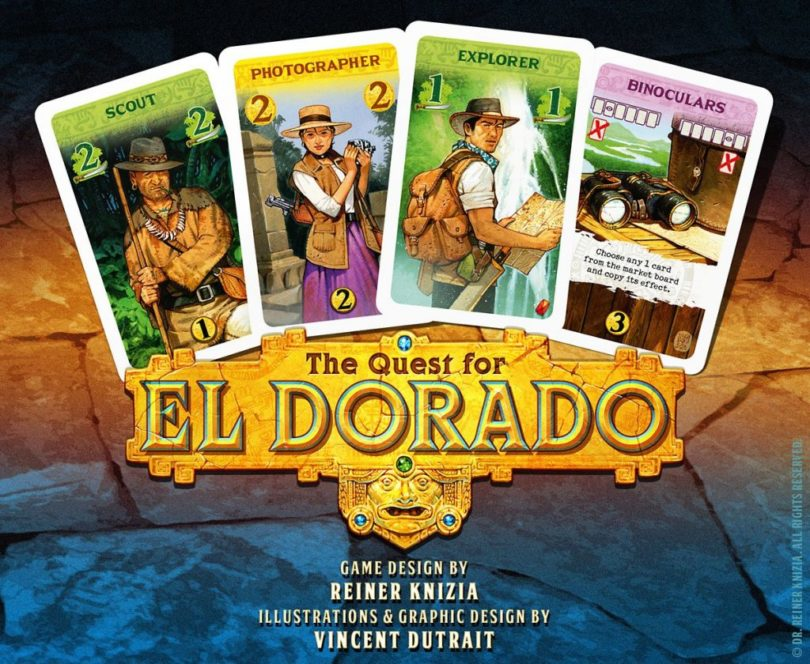 Jeu de Cartes El Dorado