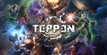 Teppen, jeu de cartes en ligne