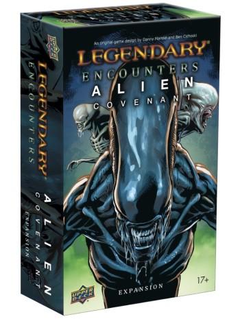 Boite de jeu Legendary Encounters Alien Convenant