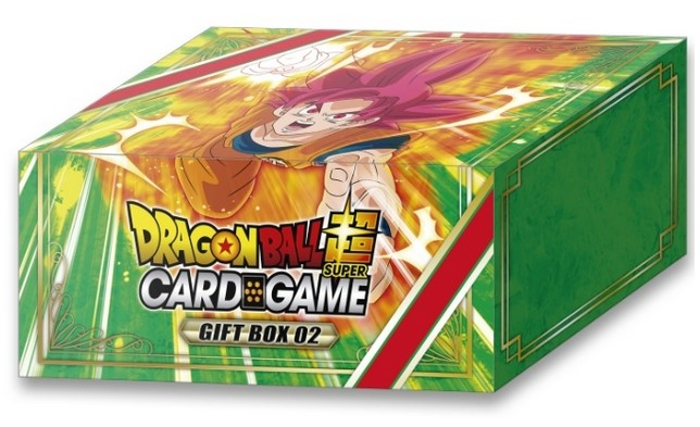 Dragon Ball Super Series 8 Gift Box