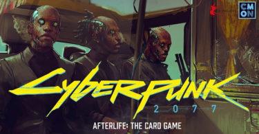 Jeu de cartes Cyberpunk 2077
