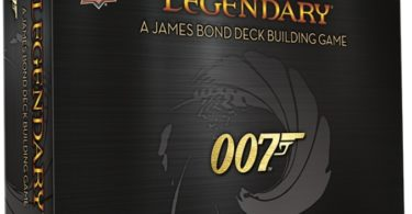 Jeu de cartes Legendary 007